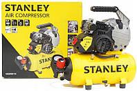 Компрессор безмасляный STANLEY 6L model HY 227/8/6E, фото 1