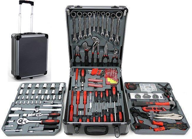 Набор инструментов Kraft&Dele 188 эл