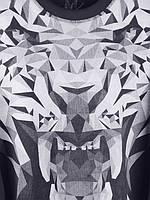 "Свитшот мужской ""PRIDE"" М/Л 851 Серый, фото 3"