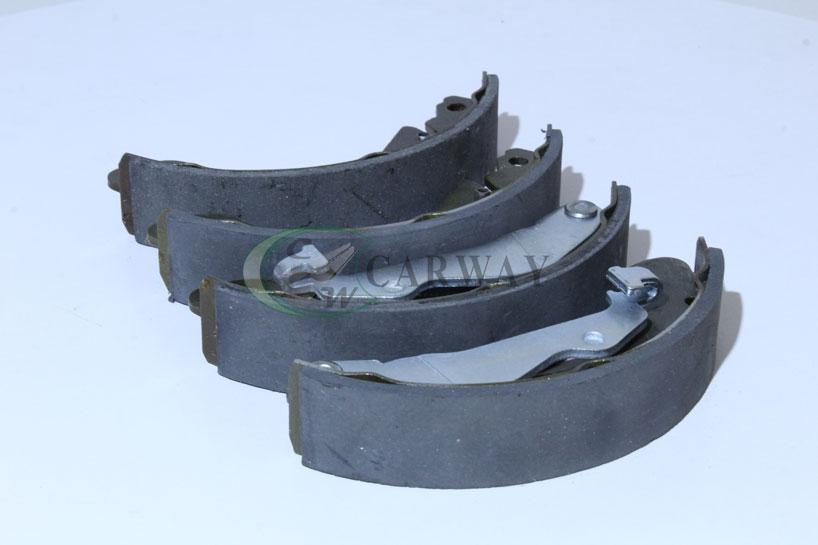 Колодки задние тормозные Aveo 93740252 Vortex