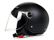 Открытый шлем LS2 OF560 MAT