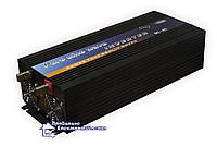 Інвертор напруги NV-P 3000Вт/12В-220В ( пусково 6000Вт ) , фото 1