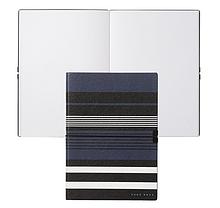 Блокнот для заміток A5 Storyline Stripes Blue