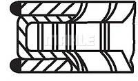 0870510700 Goetze Кольца поршневые на 1 цилиндр, 2-й ремонт (+0,50)