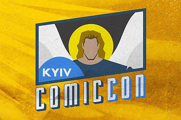 Магазин Mad Shop на Kyiv Comic Con 2015 г. Киев