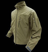 54109 Куртка тактическая мужская SOFT SHELL & Vertx&  p.L/R (коричневый) (54109)