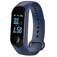 Фитнес браслет M3 Smart, dark blue