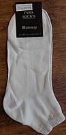 """Чоловічі хлопкові шкарпетки(сітка)""""PARA  SOCKS"""" білі, 27(42-43), фото 1"""