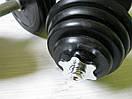 Гантели наборные обрезиненные 2 шт по 10 кг, фото 5