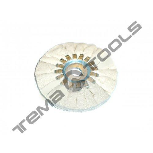 Круг полірувальний бязевый 125 мм