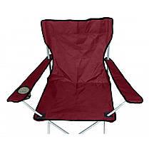 Кресло раскладное Паук R28836 красное, 52х52х88 см