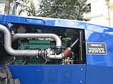 Трактор на базе ХТЗ. Двигатель Volvo 285 л.с., фото 3