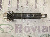 Вал КПП вторичный (1,4 MPI V) Renault CLIO 2 1998-2001 (Рено Клио 2), 8200690939