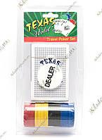 Покерный набор в блистере (Колода карт + 48 фишек, 20,7х10,5х4,2 см)
