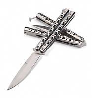 Нож Benchmade Balisong  4  SS (62)
