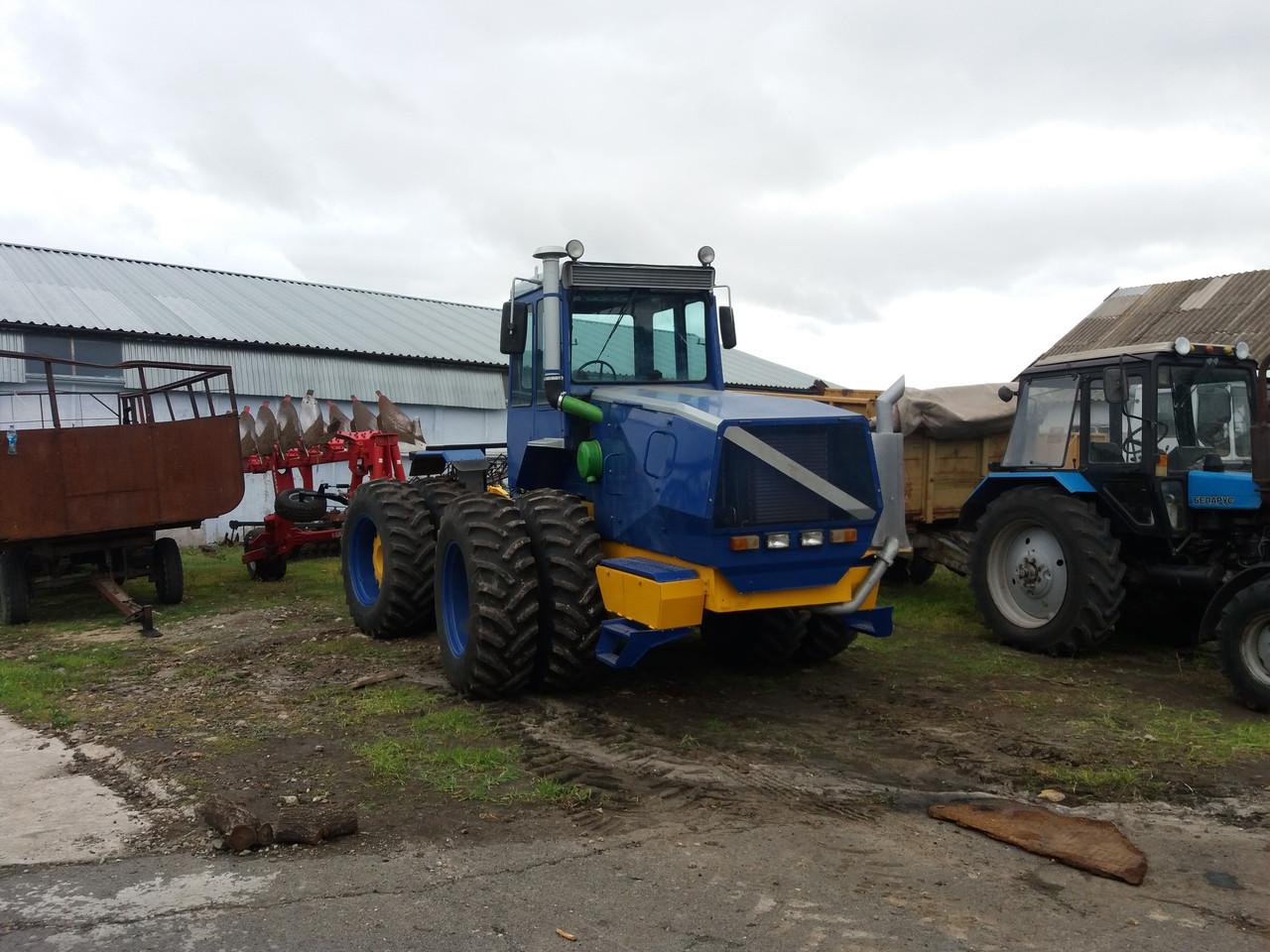 Трактор АТК типа Т-150К (Двигатель Volvo 350 л.с)