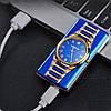Зажигалка подарочная электронная практичная H33189, фото 6