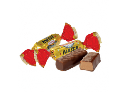"""Молдавские шоколадные конфеты """"MASCA"""" ТМ Букурия, фото 2"""
