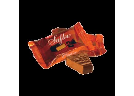 Молдавские шоколадные конфеты SUFLEU (CIOCOLATĂ) ТМ Букурия, фото 2