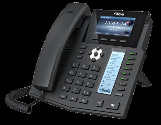 IP телефон  Fanvil X5S, фото 2