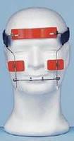 Лицевая маска реверсивная красная Leone (Леоне) М0771-00R