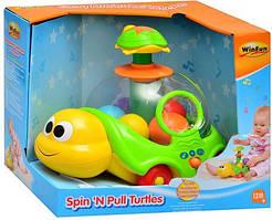 Черепаха-каталка WinFun Черепаха-каталка 0660 NL SKU_0660 NL