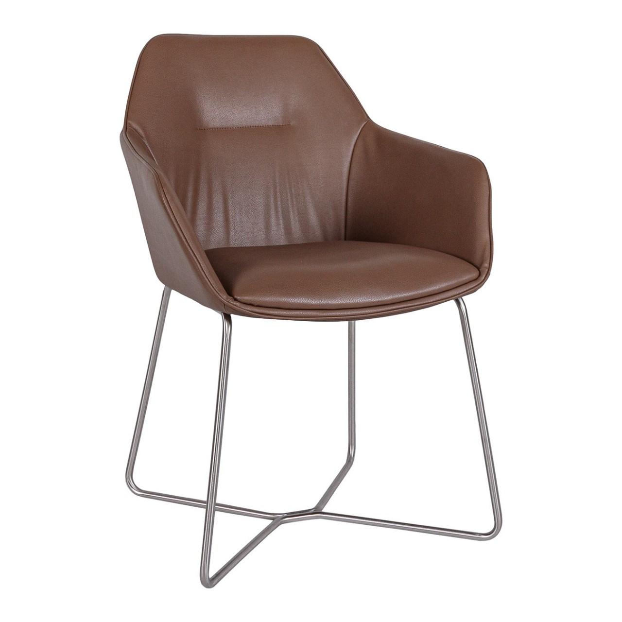 Кресло LAREDO (610*620*880) мокко