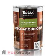 Порозаполнитель для древесины на смолах «Pliolite» Ролакс 0,8л