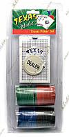 Покерный набор в блистере (Колода карт + 48 фишек, 26х11х4 см)