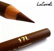 """Олівець для губ LaCordi """"Care & Easy"""" №17L Шоколад"""