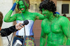 Kyiv Comic Con 2015