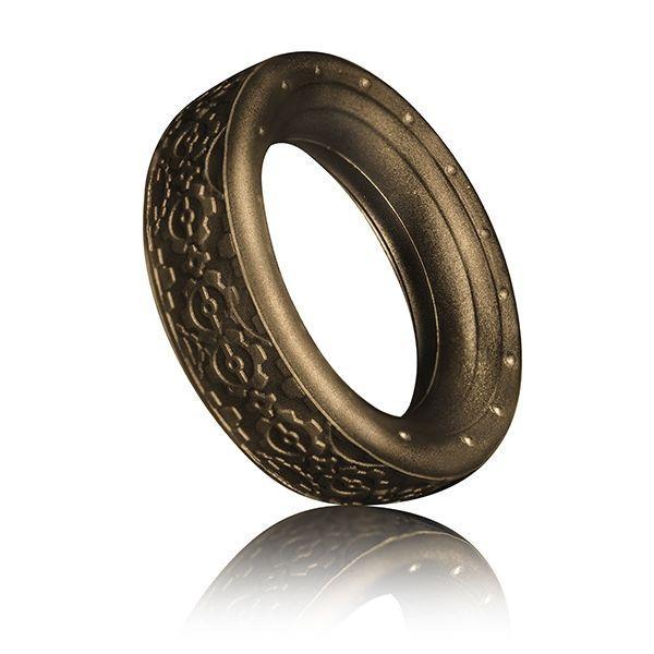 Эрекционное кольцо Rocks Off Dr Roccos Coxs Cog, эластичное