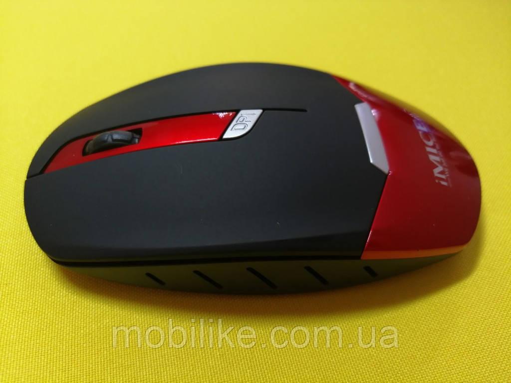 Беспроводная компьютерная мышь iMICE E-2330 (4 кнопок, 800/1200/1600 DPI, 2.4Ghz)