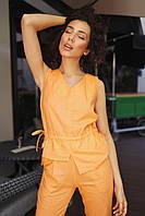 """Брючный женский костюм """"Нефертити"""" - разные цвета, фото 2"""