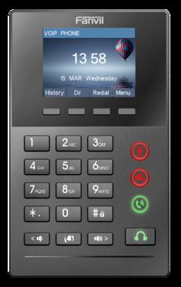 IP телефон  Fanvil X2P, фото 2