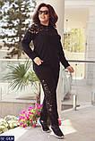 Женский прогулочный костюм  размеры 48, 50, 52, 54, фото 3