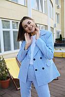 Брючный женский костюм  - разные цвета, фото 9