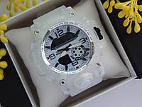 Наручные часы Casio G-Shock, качественная реплика, в белом цвете
