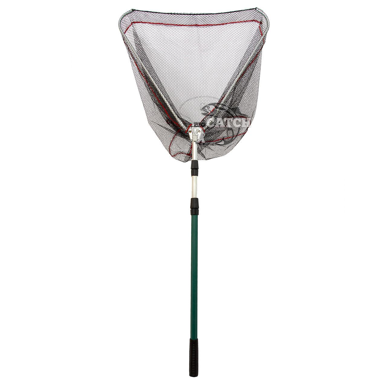 Подсак прорезиненный треугольный Briz 70х60, 240см