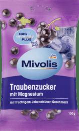 Das gesunde Plus Mivolis Traubenzucker mit Magnesium виноградный сахар с магнием и декстрозой 100 г