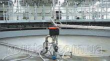 Платформа доильного зала карусельного типа iFLOW