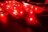 Модуль светодиодный красный  M3528-3R(W)