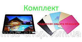 """Мощный игровой планшет-телефон Samsung 10,1"""" 2Sim 8Ядер 4GB\32Gb + Чехол"""
