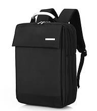 """Городской рюкзак для ноутбука 15.6"""" Digital Smith black"""