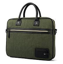 Сумка для ноутбука 15,6'' Digital Kane green