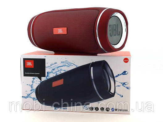 JBL BoomBox Xtreme 2+ X90 40W копия, портативная колонка с ручкой Bluetooth FM MP3, красная, фото 2
