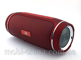 JBL BoomBox Xtreme 2+ X90 40W копия, портативная колонка с ручкой Bluetooth FM MP3, красная, фото 3