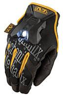 GL3G-05-008 Перчатки тактические ORIGINAL LIGHT black & Mechanix&  р.8/S (GL3G-05-008)