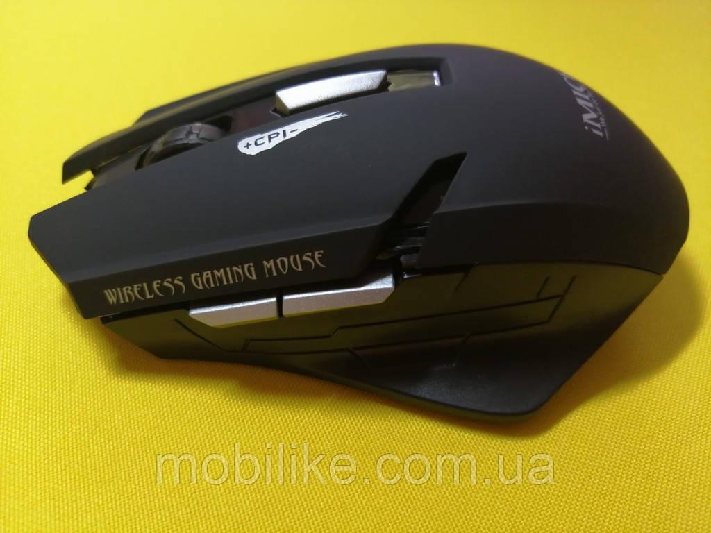 Беспроводная компьютерная мышь iMICE E-1700 (800/1200/1600 DPI, 2.4Ghz)