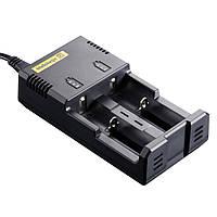 Зарядное устройство Nitecore l2 (2370.15.72)